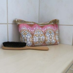 Sew your own toiletry bag