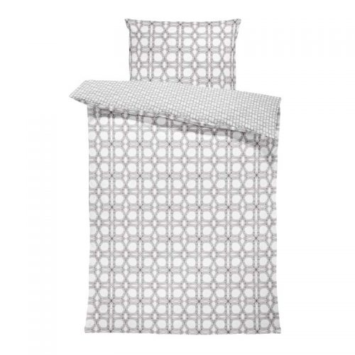 Flora-L bedsheet innumerable fibers white