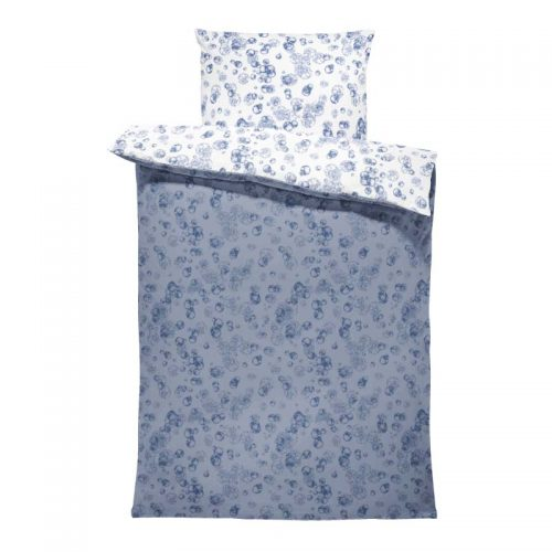 Flora-L bedsheet isolated cells blue