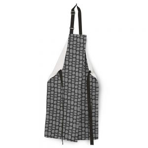 Linen apron – Innumerable fibers