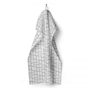 Linen kitchen towel – Innumerable fibers
