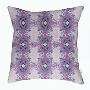 Cushion cover – FloraL stem fibers