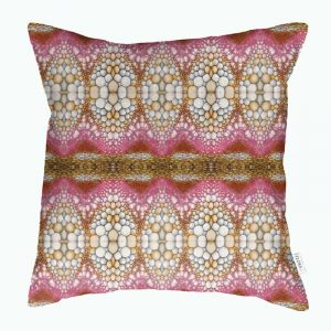 Cushion cover – Flower stem
