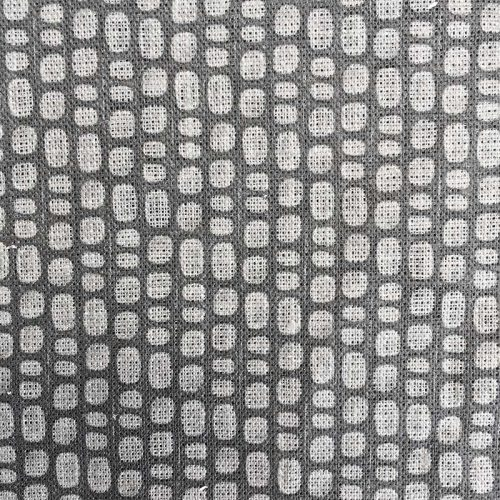 Fabric sample innumerable fibers black