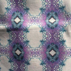 Linen fabric – FloraL stem fibers