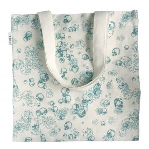 Linen tote bag — Isolated cells