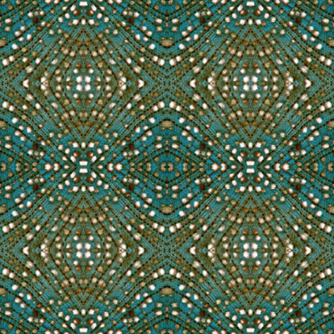Heather woody stem pattern