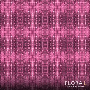 Flax root pattern pink