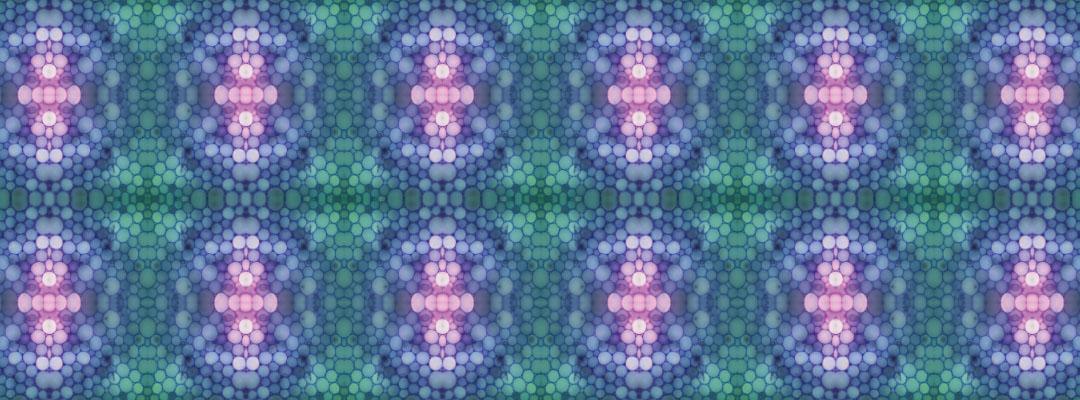 Hemp pith pattern