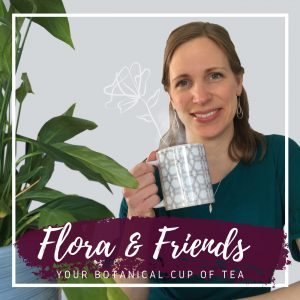 Flora and Friends podcast launch