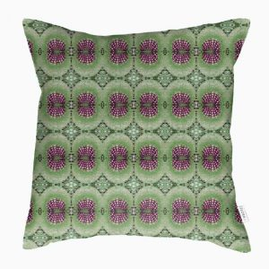Linen cushion cover – Dandelion