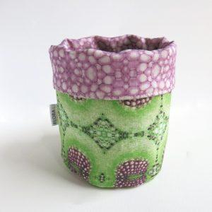 Linen storage basket – Dandelion vascular bundle