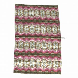 Linen kitchen towel – Arabidopsis Flower stem