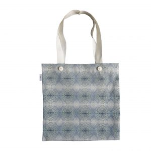 Linen convertible bag – Maple leaf veins
