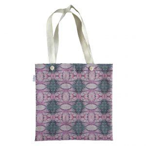 Linen convertible bag – Poppy capsule