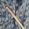 Linen fabric pine needle