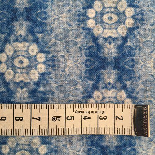 Linen fabric pine needle close-up