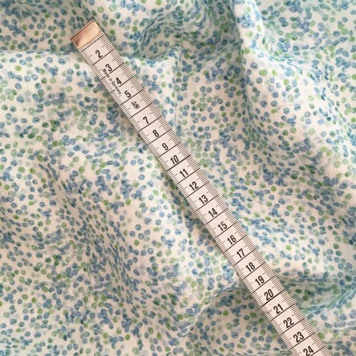 Linen fabrics cypress spores