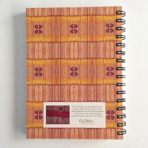 Notebook – Pine wood yearrings